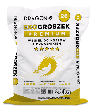 Dragon Ekogroszek Premium