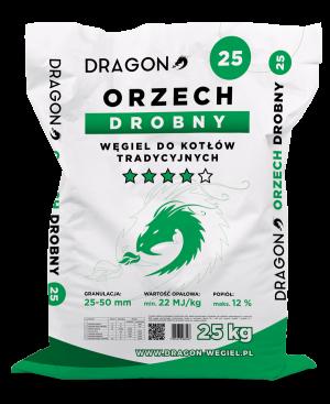 Dragon Orzech Drobny